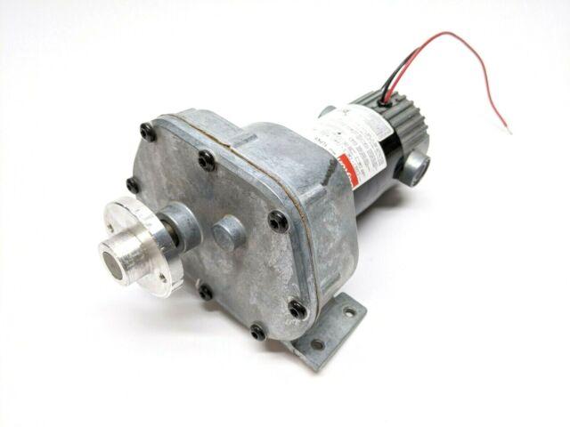 1Z831 Dayton 1Z831 Gearmotor,94 RPM,12vdc