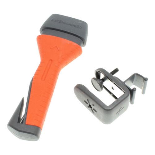 Lifehammer Evolution con cinturón cuchillo salvavidas emergencia Hammer Hammer
