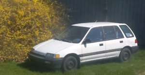 1990 Honda Civic Wagon FWD