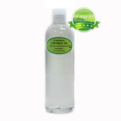 PURE FRACTIONATED COCONUT OIL ORGANIC COLD PRESSED   2 OZ -UP TO GALLON