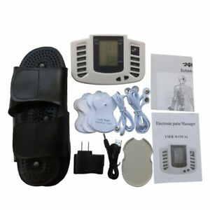 Digital-Pain-Relief-Therapy-Machine-Slipper-2-Channels-Electronic-Pulse-Massager