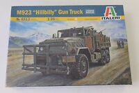 1 35 Italeri 6513 - M923 5 Ton Medium Cargo Truck- Plastic Model Kit Toys