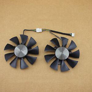 Cooling Fan Graphics Card Cooler Fan for ZOTAC GTX1070 MINI/GTX1060 AMP Parts