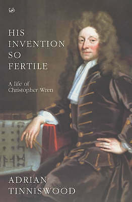 """1 of 1 - """"VERY GOOD"""" Tinniswood, Adrian, His Invention So Fertile: A Life of Christopher"""