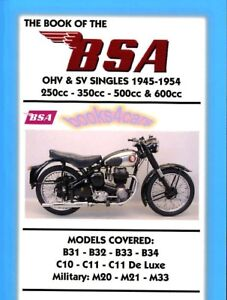 bsa shop manual service repair book of clymer haynes chilton single rh ebay com Chilton Manuals PDF Engine Rebuilds Chilton Manuals