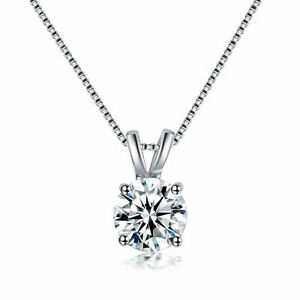 women-Charm-Jewelry-Crystal-Pendant-Chain-Chunky-Statement-Choker-Necklace-one