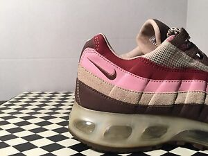 low priced 27e16 e2317 Image is loading vtg-Nike-Airmax-95-360-One-Time-90-