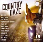 Country Daze: 15 Original Hits by Various Artists (CD, Jul-2014, Green Hill)