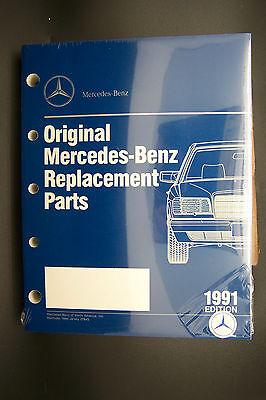 Mercedes Owners Parts Catalog Parts Numbers W107 W129 W123 W124 Interchange New Ebay