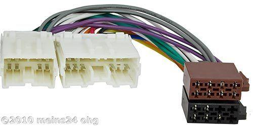 Volvo s70 v40 s40 Radio Adaptador Radio Adaptador Cable ISO