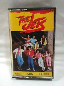 The-Jets-Self-Titled-S-T-Cassette-Tape-MCA-MCAC-5667-1985-Rare
