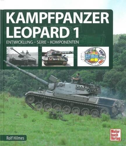 Kampfpanzer Leopard 1 Handbuch//Panzer-Modellbau//Bilder//Fotos//Geschichte Hilmes