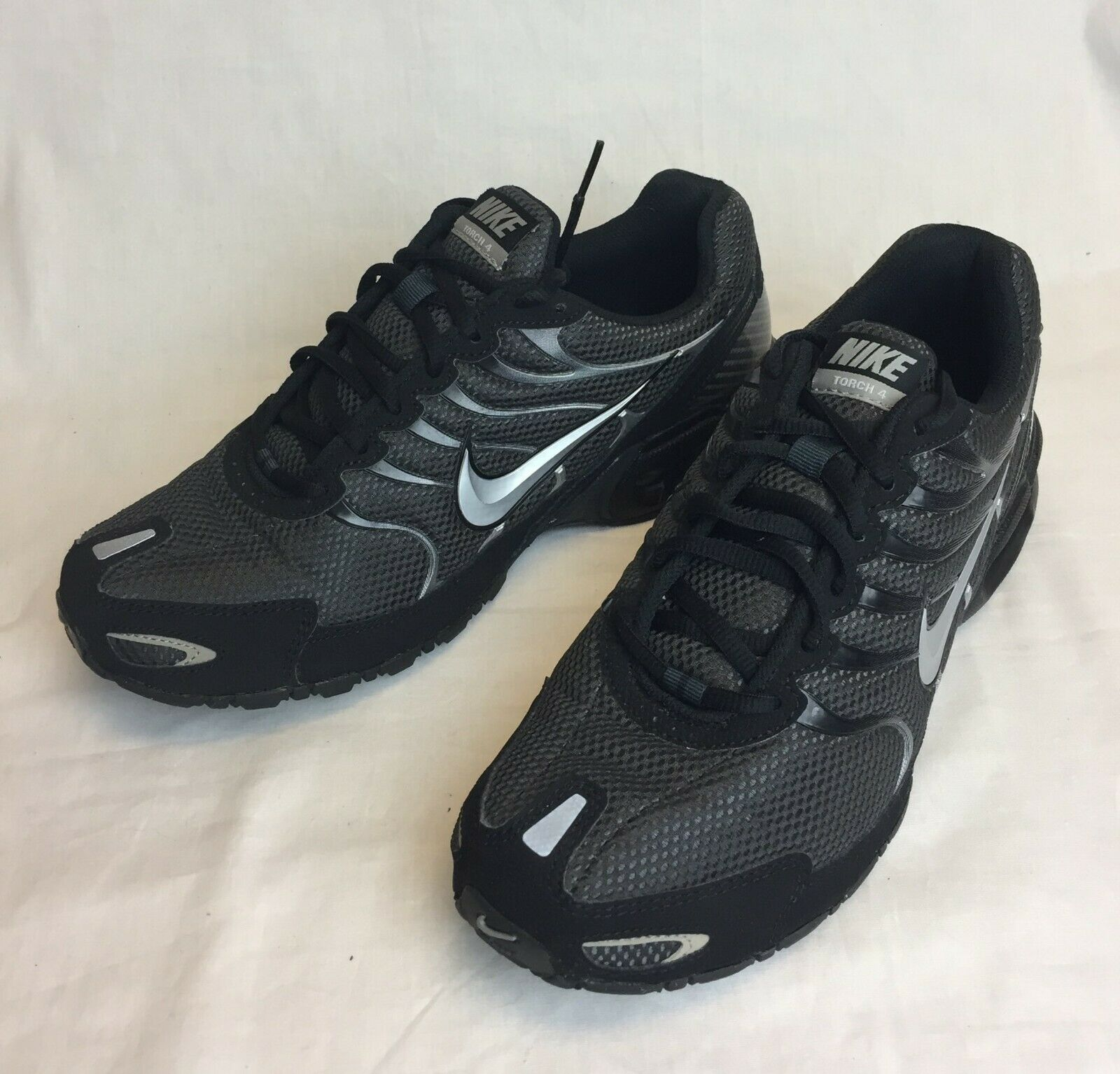 NIKE Men's Air Max Torch 4 Running shoes Sneakers, 343846-002, US 10