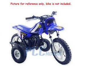 Yamaha Pw50 Kids Youth Training Wheels Pw 50 Peewee Motorcycle All Years I Tw03 Ebay