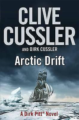 1 of 1 - Arctic Drift by Dirk Cussler, Clive Cussler Large Hardcover 20% Bulk Discount