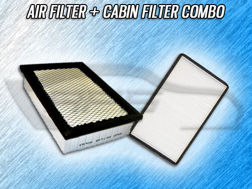 AIR FILTER CABIN FILTER COMBO FOR 2001-2008 TRIBUTE 2.0L 2.3L 3.0L ONLY