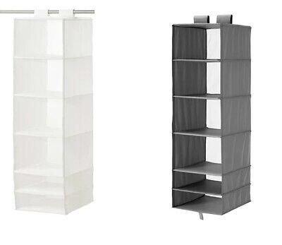Ikea Hopen Guardaroba.Ikea Skubb Storage With 6 Compartments Wardrobe Organiser Hanging Storage Ebay