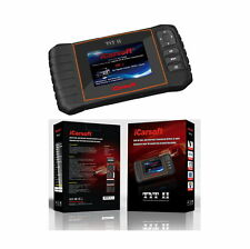 TYT II OBD Diagnose Tester past bei  Toyota Corolla, inkl. Service Funktionen