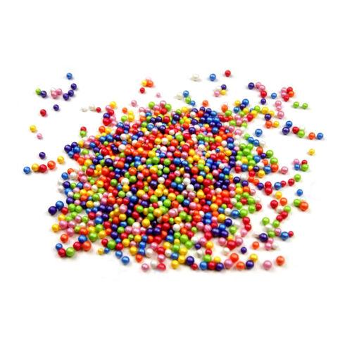 Styrofoam Coloured Balls Beads Bubbles Spheres Filler Wedding Decoration Crafts