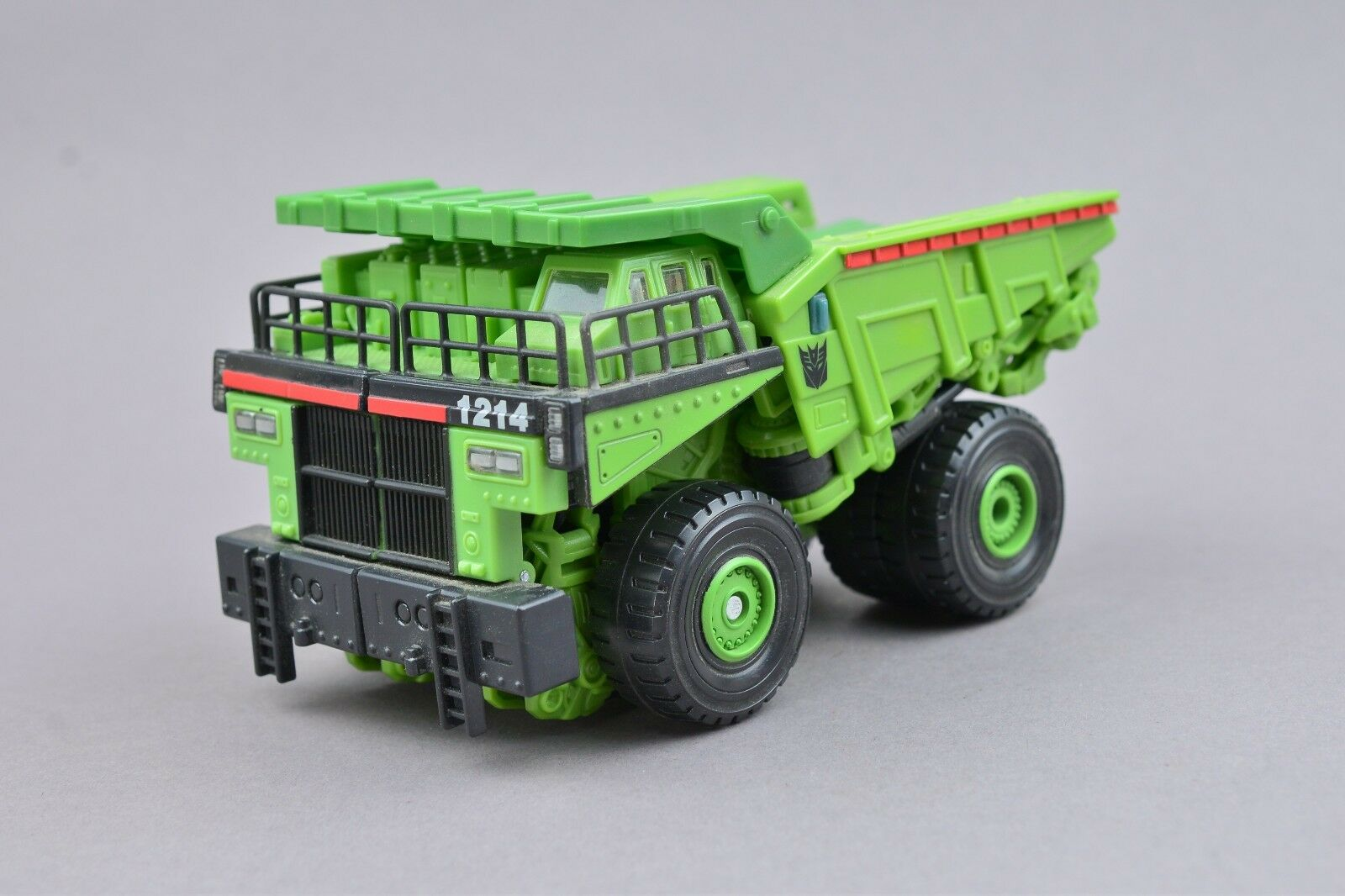 Transformers Revenge of the Fallen Long Haul Complete Voyager redF