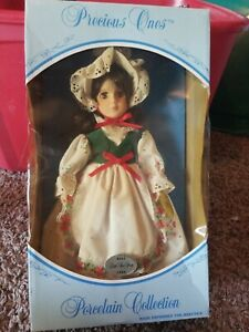 Precious Ones Porcelain Collection Doll Free Shipping Ebay