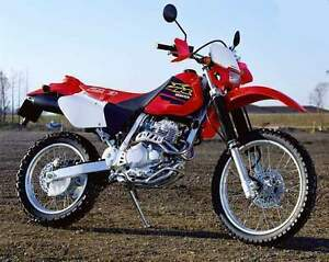 honda xr250r xr 250 r workshop service manual ebay rh ebay com au Honda XL250 Honda XR 80