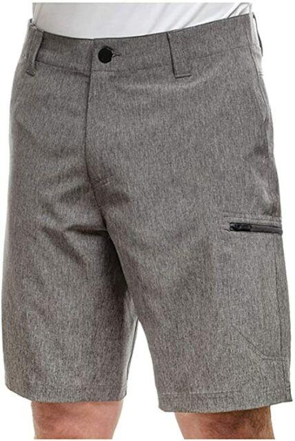 NEW ZeroXposur Men/'s Stretch Travel Short Size 38 $70 Retail