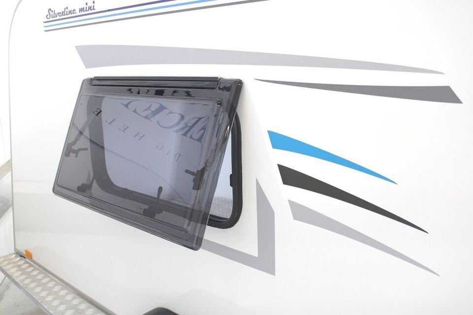 Trailer Kongeaa Miniline campingvogn, lastevne (kg):