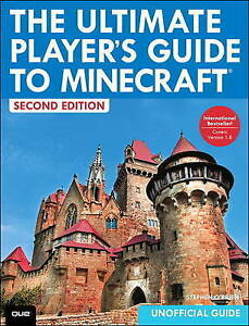 Very-Good-The-Ultimate-Player-039-s-Guide-to-Minecraft-O-039-Brien-Stephen-Book