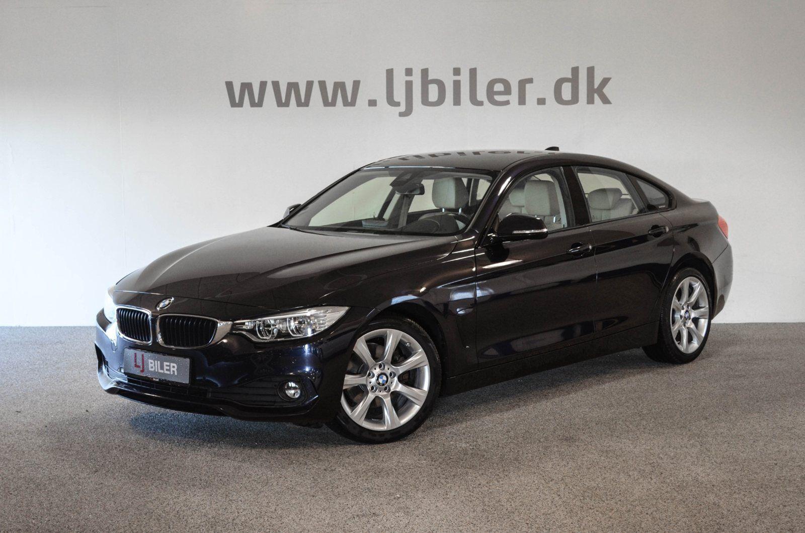BMW 420d 2,0 Gran Coupé aut. 5d - 369.800 kr.