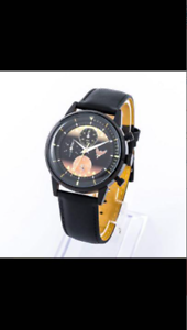 Demon Slayer Zenitu Agtuma Model Watch Super Groupies Rare New