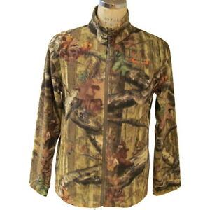 Men's Realtree Microfleece Camo Jacket Size 2XL (50-52) Coat Hunting Fishing NWT