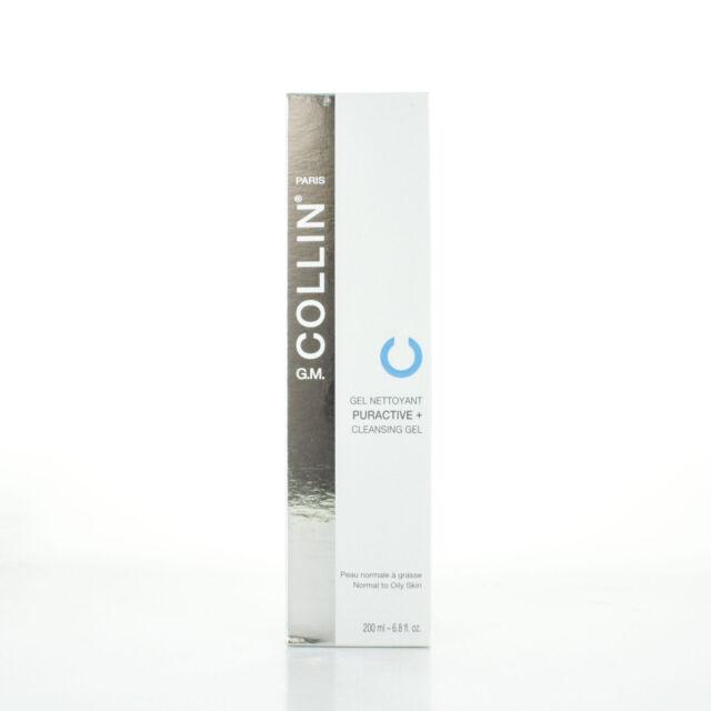 G.M. Collin Puractive + MILD Cleansing Gel - 200 ml / 6.8 oz  (EXP 4/2022)