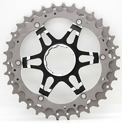 Cassettes, Freewheels & Cogs Shimano Xtr Cs-m980 Sprocket/cog Unit 30-34t For 10-speed 11-34t Cassette Top Watermelons Cycling