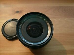 Fuji Fujifilm XF 14mm f2.8 - BARGAIN CONDITION PLEASE READ DESCRIPTION