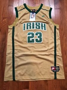 f84998be10f6 NBA Lebron James St Vincent St Mary High School Men Jersey Multiple ...
