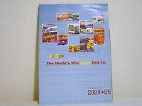Creative Master Northcord Buses Catalogue 2004 - 2005 Rare