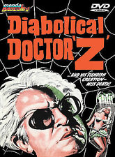 The Diabolical Dr. Z - Jess Franco - Howard Vernon Mabel Ka - Factory Sealed DVD