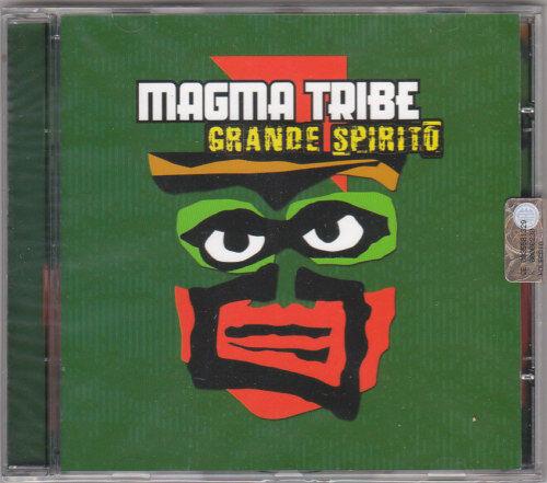 MAGMA TRIBE - GRANDE SPIRITO - CD (NUOVO SIGILLATO)