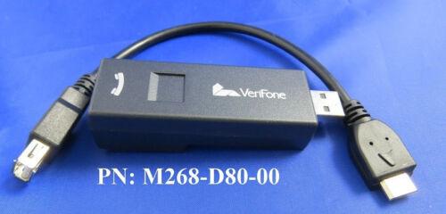 M268-D01-00 External Modem Verifone Vx 680 Ethernet Dongle