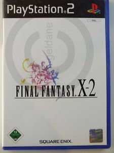 Playstation-PS2-JUEGO-FINAL-FANTASY-x-2-USADO-PERO-BUENO