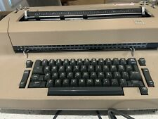 Ibm Self Correcting Selectric Ii Electric Typewriter Sold As Is Priced To Sell