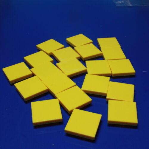 Lego ® 20x Carreau 2x2 jaune 3068b article neuf 306824