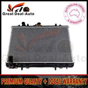 Premium-Radiator-for-Mitsubishi-TRITON-MK-96-06-Manual-Only-3-0L-6Cyl-Aluminium