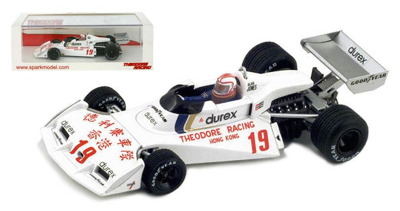 Spark S4013 Surtees TS19 th japonés GP 1976-Alan Jones Escala 1 43
