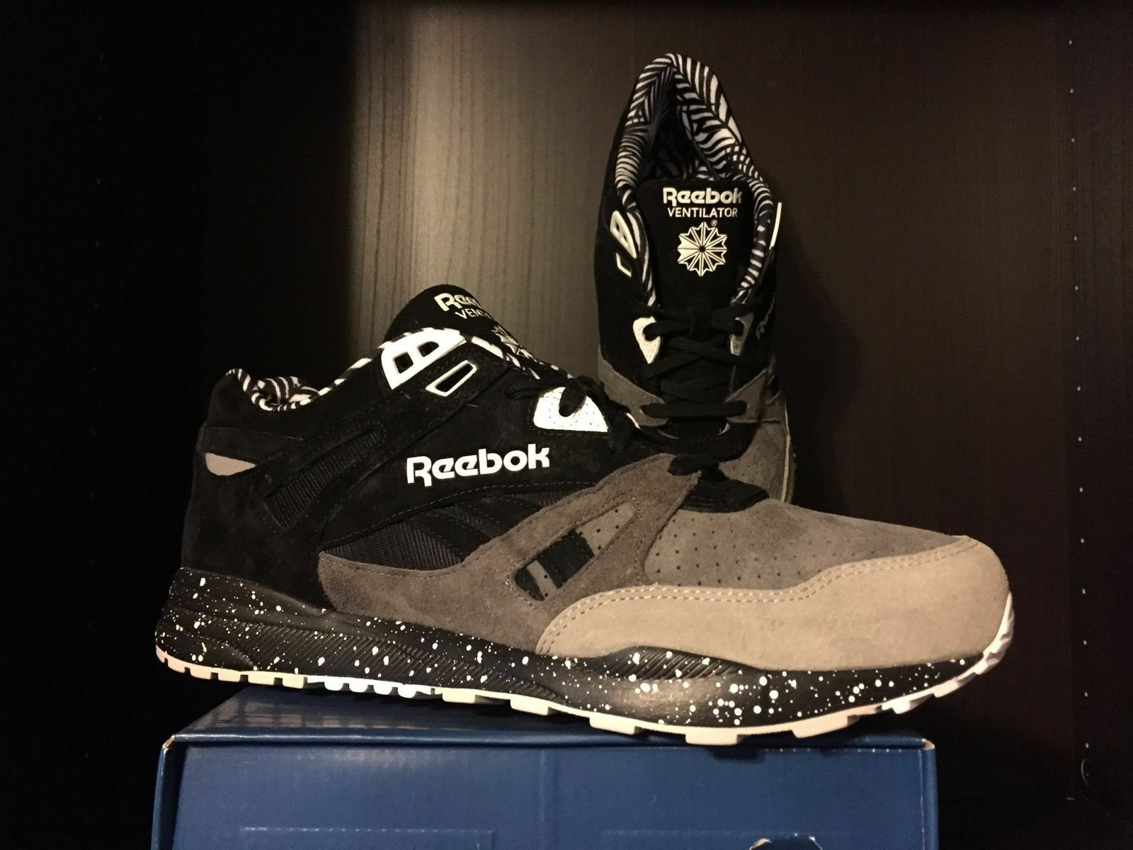 Mighty Healthy x x x Reebok Ventilator  High Tide  - Größe 12 a2f8f5