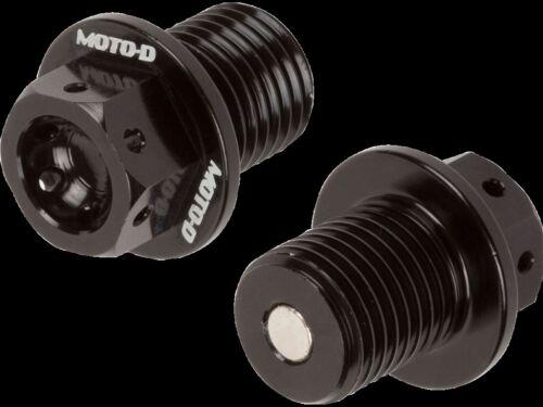Moto-D Pre drilled oil DRAIN PLUG for Suzuki GSXR 600//750//1000 Plug#2