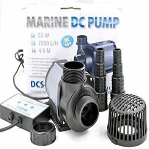 Punctual D&d Jecod Dcp-2500 Variable Speed Dc Pump Exquisite Craftsmanship; Pumps (water)