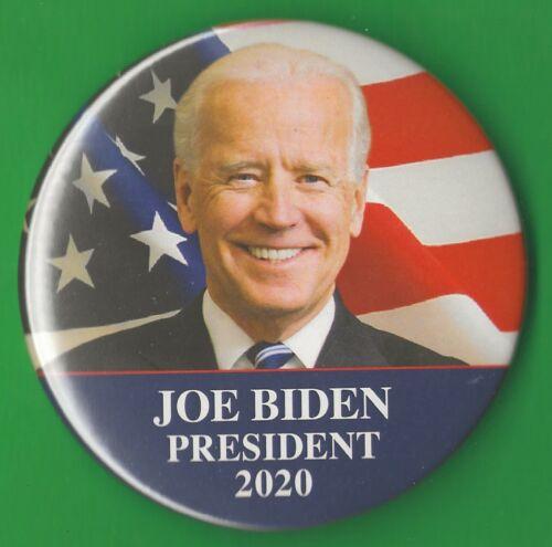 "Presidential Hopeful Campaign Button // D Large Pin 02L 2020 Joe Biden 3/"""
