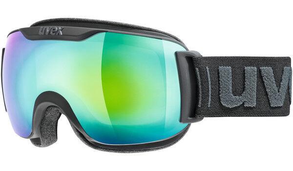 Uvex Downhill 2000 S FM schwarz goggles Skibrille Snowboardbrille Brille Ski J18